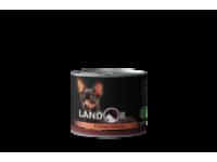 Landor, Adult, влажный корм д/собак мелких пород (ягненок/кролик)