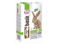 LoLo Pets, Rabbit Food Complete, корм для кроликов