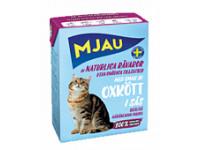 MJAU, влажный корм д/кошек (говядина в соусе)