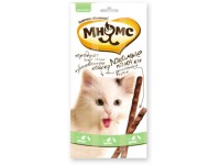 Мнямс, лакомые палочки д/кошек (кролик/утка)