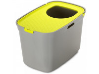 Moderna, био-туалет Top Cat, 59x39x38h см, вертикальный вход, для кошек