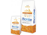 Monge, SL, All Breeds, корм д/собак всех пород (утка)