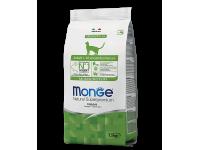 Monge Monoprotein, Adult, корм д/кошек (кролик)