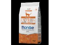 Monge Monoprotein, Sterilised Adult, корм д/кошек (утка)