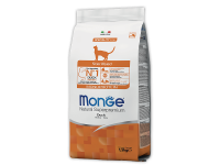 Monge Monoprotein, Sterilised Adult, корм д/кошек (утка)