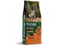Monge, Bwild Grain Free беззерновой для собак всех пород (утка)