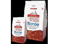 Monge, SL, Mini, корм д/щенков мини пород (ягненок)