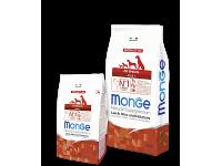 Monge, SL, All Breeds, корм д/собак всех пород (ягненок)