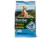 Monge, Bwild Grain Free Mini беззерновой для собак мелких пород (анчоус)