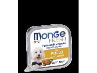 Monge, Dog Fresh, влажный корм д/собак (курица)