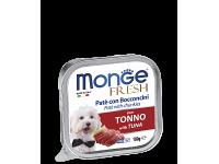 Monge, Fresh, влажный корм д/собак (тунец)