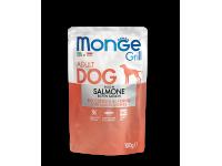 Monge, Grill, влажный корм д/собак (лосось)