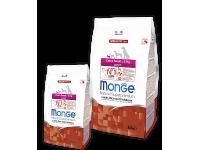 Monge, SL, Extra Small, корм д/собак мелких пород (ягненок)