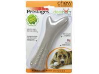 Petstages, Deerhorn с оленьими рогами игрушка для собак, средняя 16 см