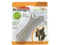 Petstages, Deerhorn с оленьими рогами игрушка для собак, маленькая 12 см