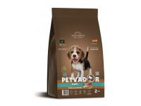 Petvador, Puppy, корм д/щенков  (утка/рис)