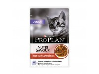 Pro Plan, Junior, влажный корм д/котят (говядина)