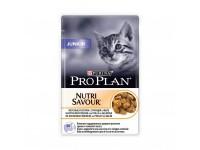 Pro Plan, Junior, влажный корм д/котят (курица)