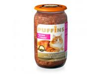 Puffins, влажный корм д/кошек (кролик/сердце в паштете)