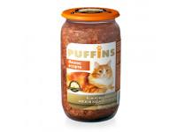 Puffins, влажный корм д/кошек (мясное ассорти в паштете)