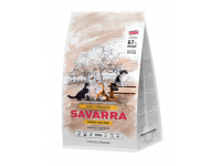 Savarra, Adult Light, корм д/стер. кошек и каст. котов (индейка/рис)
