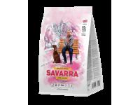 Savarra, Adult, сухой корм д/собак (ягненок/рис)