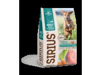 Sirius, корм д/собак крупных пород