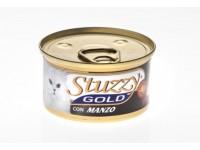 Stuzzy, Gold, влажный корм д/кошек (мусс с говядиной)
