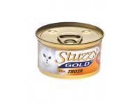 Stuzzy, Gold, влажный корм д/кошек (мусс с форелью)