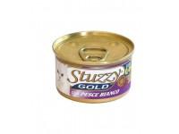 Stuzzy, Gold, влажный корм д/кошек (мусс с белой рыбой)