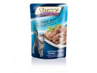 Stuzzy, Speciality, влажный корм д/кошек (треска в соусе)