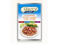 Stuzzy, влажный корм д/кошек (лосось в соусе)