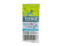 Titbit Дентал + снек с мясом телятиной для щенков и маленьких пород