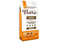 Vivere,  Maxi Adult корм д/собак крупных пород (буйвол)