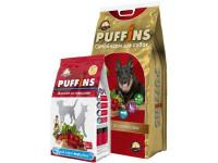 Puffins, корм д/собак всех пород (жаркое из говядины)