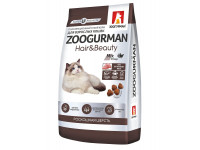 Zoogurman, Hair & Beauty корм д/кошек (птица)