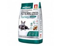 Zoogurman, Sterilized корм д/кошек (индейка)