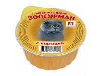 Зоогурман, Мясное суфле с курицей, влажный корм д/кошек 100 гр.