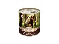 Zoogurman, Breeder's Way, влажный корм  д/собак (индейка)