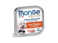 Monge, Dog Fresh, влажный корм д/собак (индейка)