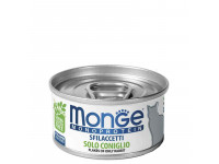 Monge, Monoprotein, влажный корм д/кошек (кролик)