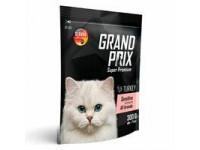 Grand prix, Sensitive, сухой корм д/привередл. котов в еде (инд.)