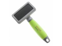 Moser, Slicker brush medium, пуходерка средняя
