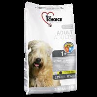 1St Choice Adult Hypoallergenic, корм д/собак всех пород (утка)