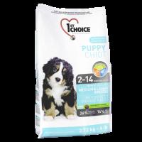 1St Choice Puppy Medium/Large, корм д/ср/кр/щенков (курица)