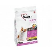 1St Choice Puppy Toy& Small, корм д/щенков мини пород (ягненок)