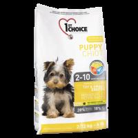 1St Choice Puppy Toy& Small, корм д/щенков мини пород (курица)