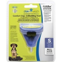FURminator, FURflex насадка против линьки S, для собак мелких пород
