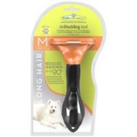 FURminator для собак средних, длинношерстных пород Long Hair Medium Dog 7 см