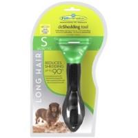 FURminator для собак мелких, длинношерстных пород Long Hair Small Dog 4 см